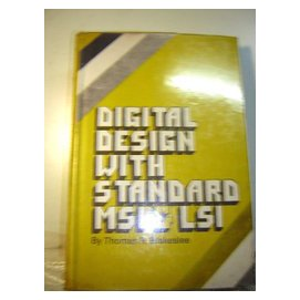 7成新精裝本 Digital Design with Standard MSI   LSI