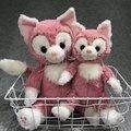 迪士尼全新現貨粉紅畫家貓娃娃機批發絨毛娃娃