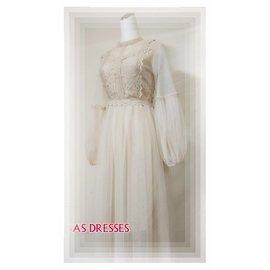 AS洋裝專賣 氣質 優雅 高貴   潮流 小洋裝 禮服 婚禮 主持