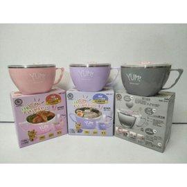 316不鏽鋼碗 耳碗 泡麵碗 隔熱碗 防溢防漏 防燙碗 保鮮碗 316不鏽鋼泡麵隔熱碗12