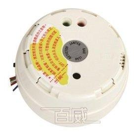 [百威電子] JIC-680 安全防盜監控系統 瓦斯偵測器/圓形 警報器