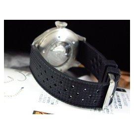 ~來來鐘錶~原裝進口 24mm高級矽膠錶帶,可替代citizen seiko panerai.hamilton