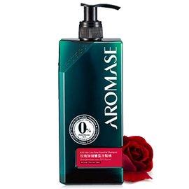 Aromase 艾瑪絲 玫瑰強健豐盈洗髮精(400ml) 2017高階版 -----嘗新活動價
