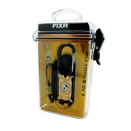 >【True Utility】FIXR Multi Tool 20合1多功能鑰匙圈工具組 (硬盒版)