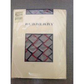 正品Burberry花紋絲襪