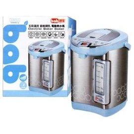 培寶bab五段溫控節能調乳電動熱水瓶