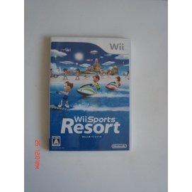 Wii 度假勝地 Sports Resort 日文版(此片需要動感強化器才能玩)