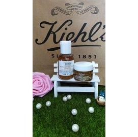 Kiehls 契爾氏 金盞花蘆薈精華保濕凍膜 + 金盞花植物精華化妝水 組合
