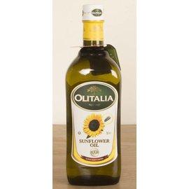 現貨【糧園】義大利原裝進口Olitalia奧利塔頂級葵花油(1L)