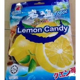 【好煮意】BF薄荷檸檬鹽糖 $40