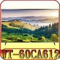 《三禾影》InFocus 鴻海 WT-60CA612 4K 液晶電視【另有WT-70CA612.XT-70CM802】