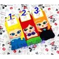 🎀芸芸小鋪 兒童襪子 公主襪子 卡通襪子 韓國童襪 愛莎襪子 安娜襪子 美人魚襪子