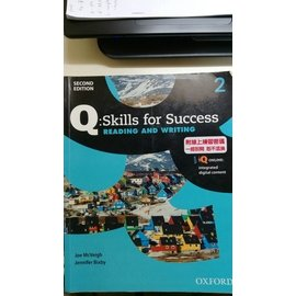 Q: Skills for Success 2 Reading and Writing