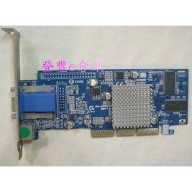 【登豐e倉庫】 技嘉 GV-R7064T 64M 64bit AGP 顯卡