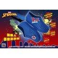 新款上市~蜘蛛人 極限新宇宙水滴鞋系列 防水鞋 涼鞋 洞洞鞋 (藍色)16~20號 台灣製