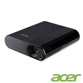 acer C200 行動電源&微型擕帶式LED投影機