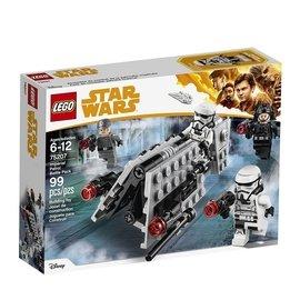 *出清*【積木樂園】樂高 LEGO 75207 星際大戰系列 Imperial Patrol Battle Pack