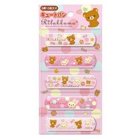 台南卡拉貓專賣店 san-x懶懶熊 拉拉熊系列 懶熊 糖果 餅乾 造型貼紙 可明天到 CB23601