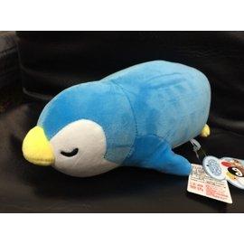 Tun Shine 超可愛 紓壓小物 軟軟 睡覺 企鵝 軟Q 麻糬企鵝 療癒 娃娃 絨毛玩具 玩偶 小靠枕