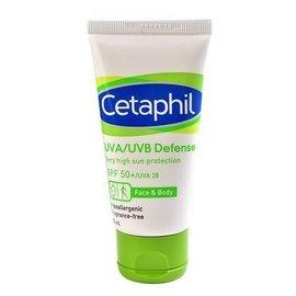 舒特膚 Cetaphil 極緻強護低敏防曬霜50g 雅漾 理膚寶水 荷麗美加 QV
