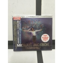 Michael Jackson  Immortal  2CD Deluxe Edition