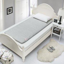 學生床褥子榻榻米單人床墊學生宿舍床墊90加厚墊被上下鋪床墊igo