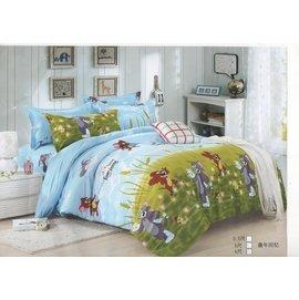 單人加大3.5尺 二件式加高床包 加高版 加高獨立筒床墊     四季 床包 加高床包