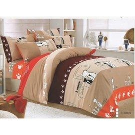 3.5尺單人加大 二件式加高床包 加高版 加高獨立筒床墊 用     四季可床包 加高床包