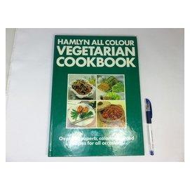 ~綠鈕 ~~Vegetarian Cookbook 素食烹飪書  精裝原文食譜 ~