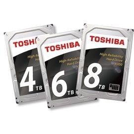 【易GO 3C】Toshiba 東芝 N300 HDWN160AZSTA 6TB 6T 3.5吋 NAS 硬碟