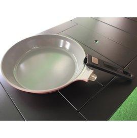 NEOFLAM My Pan系列28cm 把手可拆式平底鍋 炒鍋(含玻璃鍋蓋)
