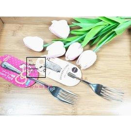 ❤婆婆貨倉❤ HELLO KITTY日本限定不鏽鋼餐具系列 點心叉(日本製),有現貨!