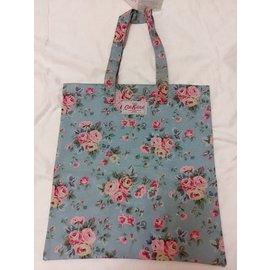 全新專櫃貨 Cath Kidston 手提包 帆布袋 書袋