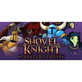 STEAM 遊戲 DLC 區  Shovel Knight:Treasure Trove