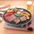 ※Overman生活好物※現貨!日本岩谷 Iwatani【CB-P-Y3】圓型烤肉盤《露營、烤肉、卡式爐、瓦斯爐》(530元)