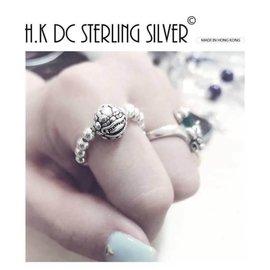楊貝蒂 貔貅戒指
