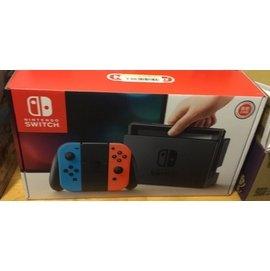 任天堂Nintendo Switch-電光藍/紅 Joy-Con(全新未拆)電子發票