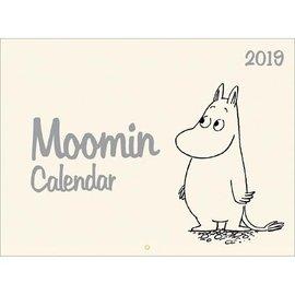 2019嚕嚕米月曆魯魯咪moomin桌曆月曆年曆