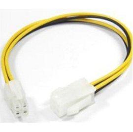 【優質雜貨小舖】主機板4P 4PIN 正方型 電源供應器4PIN 延長線 延長線 公對母
