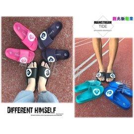 皮爾卡登馬卡龍大Logo  皮爾卡登正版授權 皮爾卡登拖鞋 超類似Nike Benassi airwlak