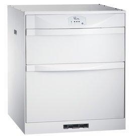喜特麗.下崁/落地式烘碗機60公分(JT-3162QGW) 鋼烤白外觀