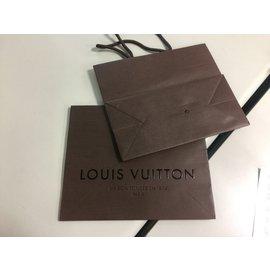 LV紙袋小提袋~  Chanel gucci LV YSL JM 紙袋