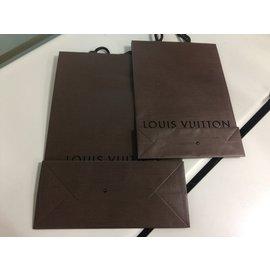 LV紙袋提袋右上~  Chanel gucci LV YSL JM 紙袋