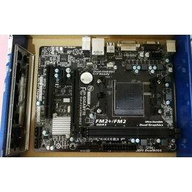 賣 二手 A4-5300+GA-F2A55M-DS2