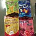 百靈QQ軟糖 80克 袋裝 水果冰茶 迷你荷包蛋 迷你熊 迷你覆盆莓/黑莓