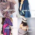 LV同款圍巾
