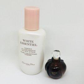 Christian Dior CD 迪奧 精華液 香水 香精 空瓶