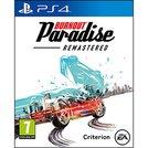 全新現貨 PS4 橫衝直撞 狂飆樂園 重製版 英文版 Burnout Paradise Remastered