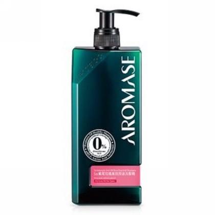 Aromase艾瑪絲 5α鳶尾玫瑰高效控油洗髮精-高階版400mL