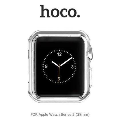 希亞本舖 HOCO Apple Watch Series 2  38mm  透明 TPU